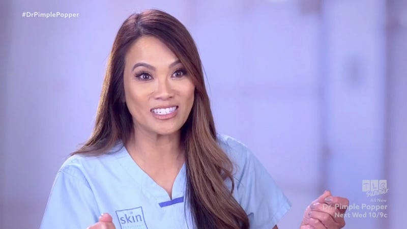 Dr  Pimple Popper Encounters the Biggest Cyst She's Ever Seen