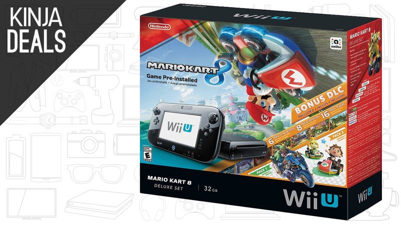 Illustration for article titled Take Your Pick of Three Discounted Wii U Bundles