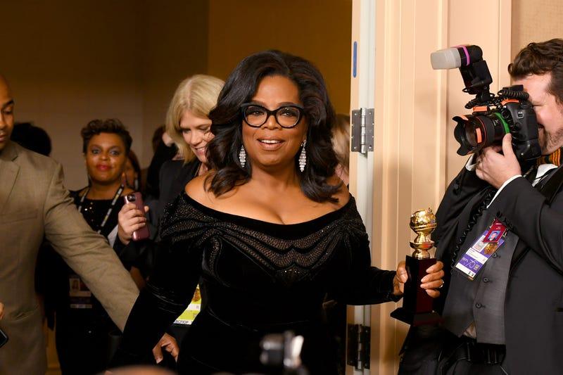 Oprah Winfrey (Kevin Winter/Getty Images)