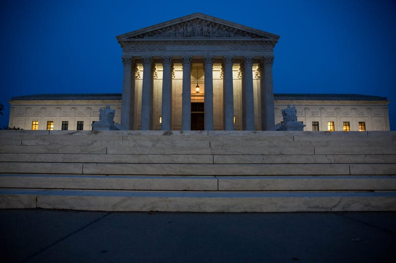 The U.S. Supreme Court Building Zach Gibson/Getty Images