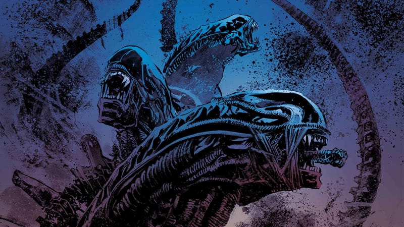 Illustration for article titled This Aliens: Dust To Dust exclusive kicks off a horrific coming-of-age tale