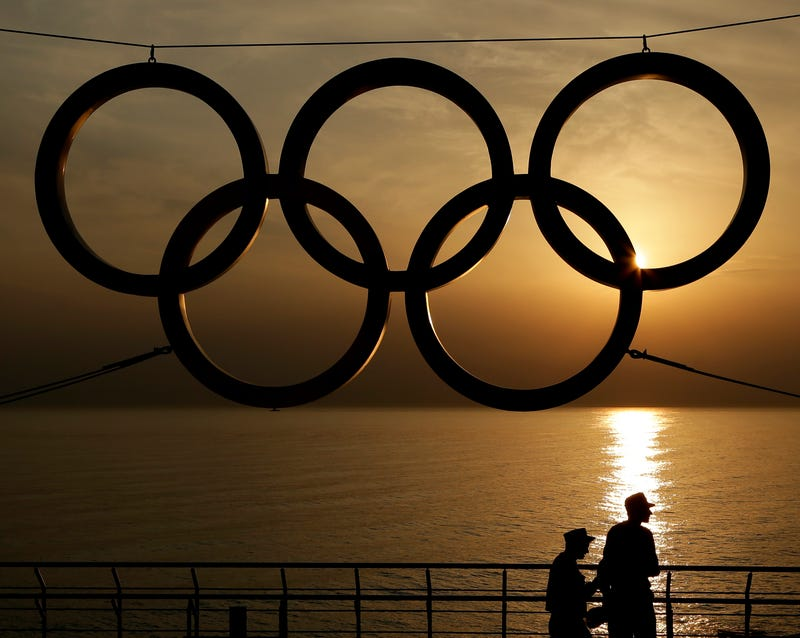 Illustration for article titled NBC Puts Olympic Ring On It