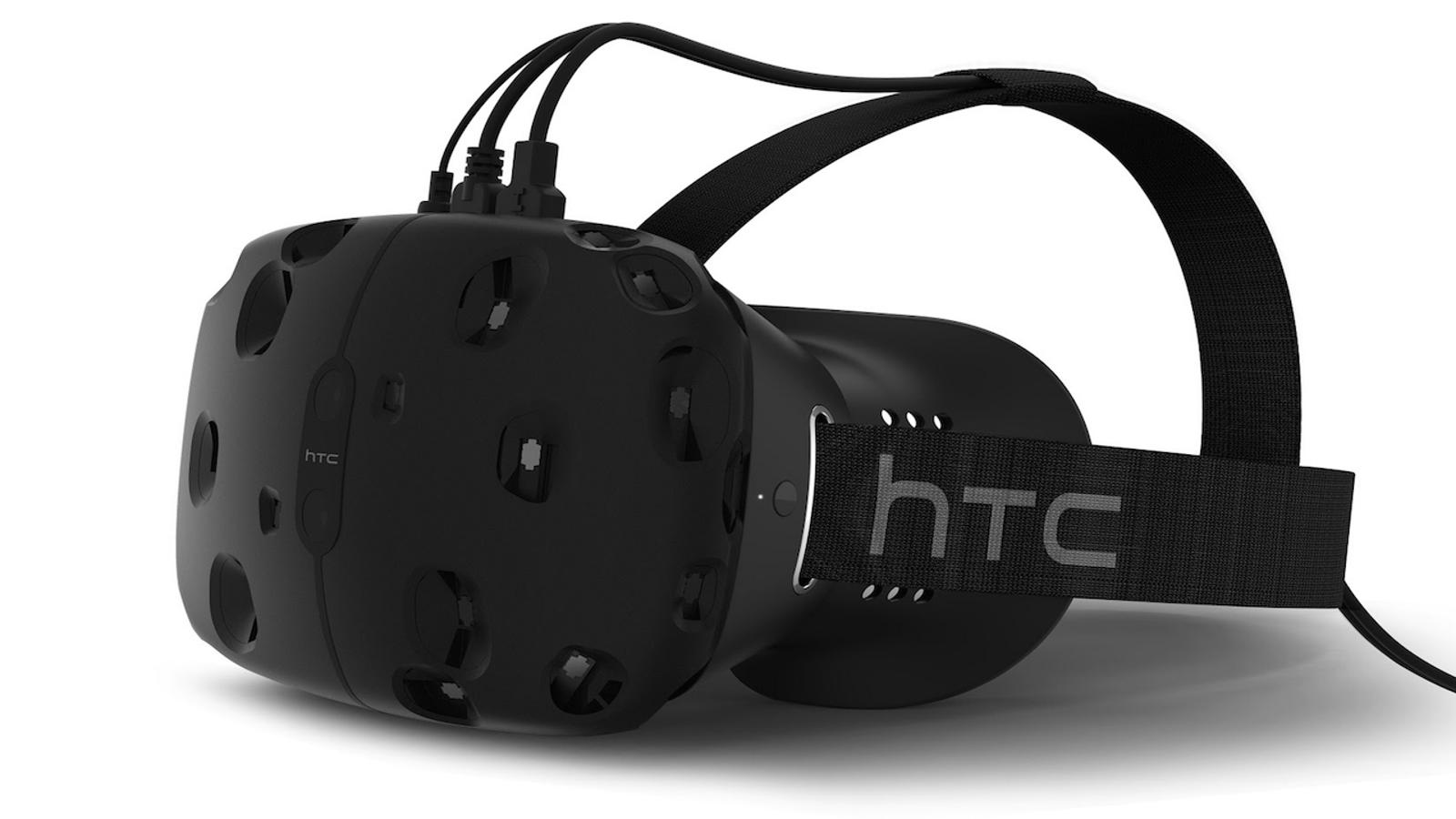 HTC y Valve unen fuerzas para lanzar sus gafas de realidad virtual