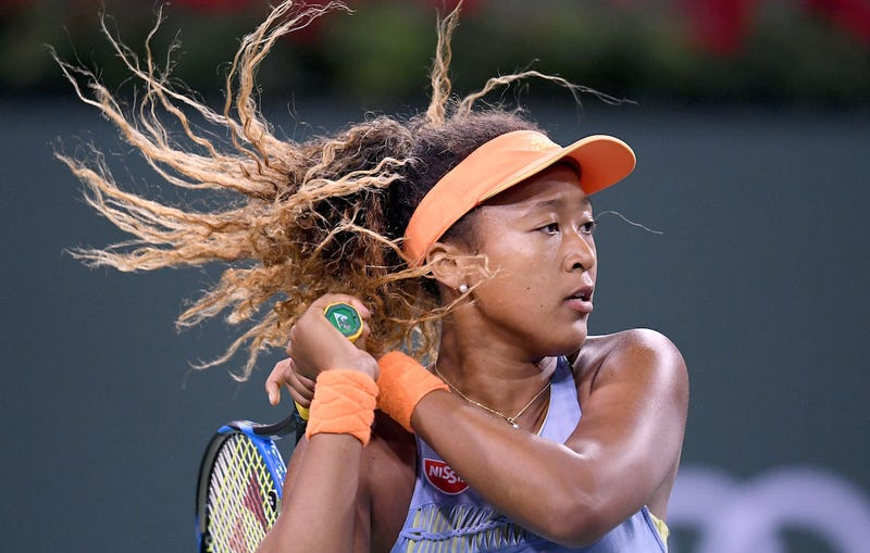 Illustration for article titled Naomi Osaka Could Pummel Her Way To A Title