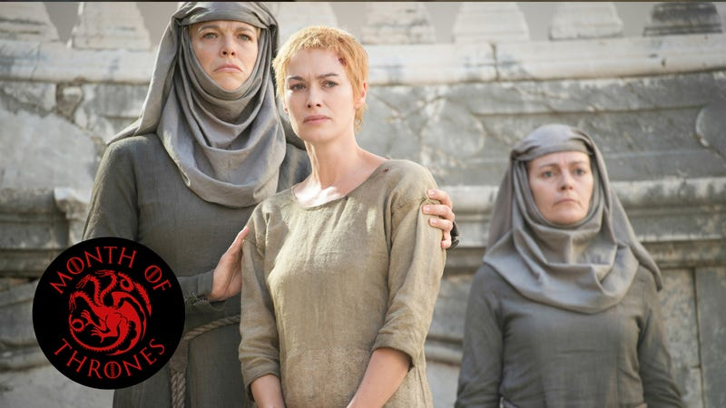 Cersei's walk of shame (shame, shame) sealed the fates of