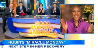 Robin Roberts and the Good Morning America team (ABCnews.com)