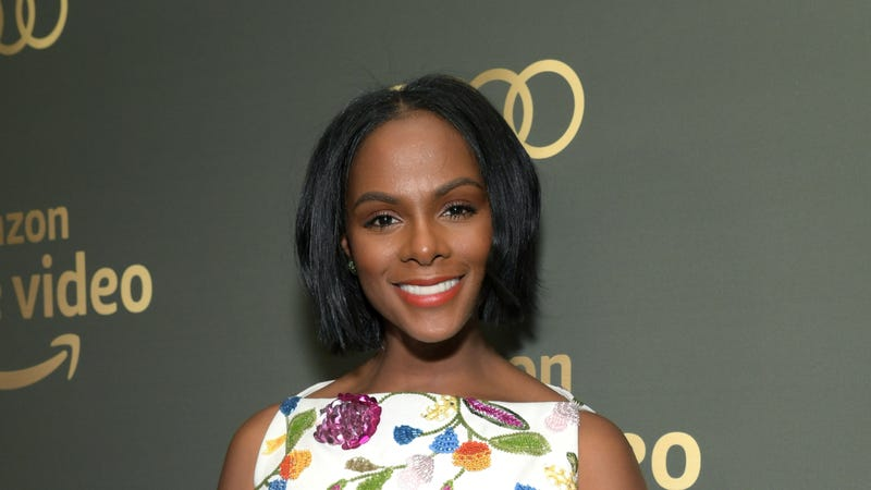 Tika Sumpter attends the Amazon Prime Video's Golden Globe Awards After Party on January 6, 2019 in Beverly Hills, California.