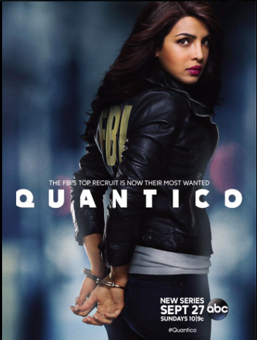 Illustration for article titled [FirstFour] Quantico - 1.o2 -The High School Teacher doth protests too much