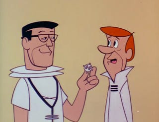 Illustration for article titled George Jetson Gets A Check-Up