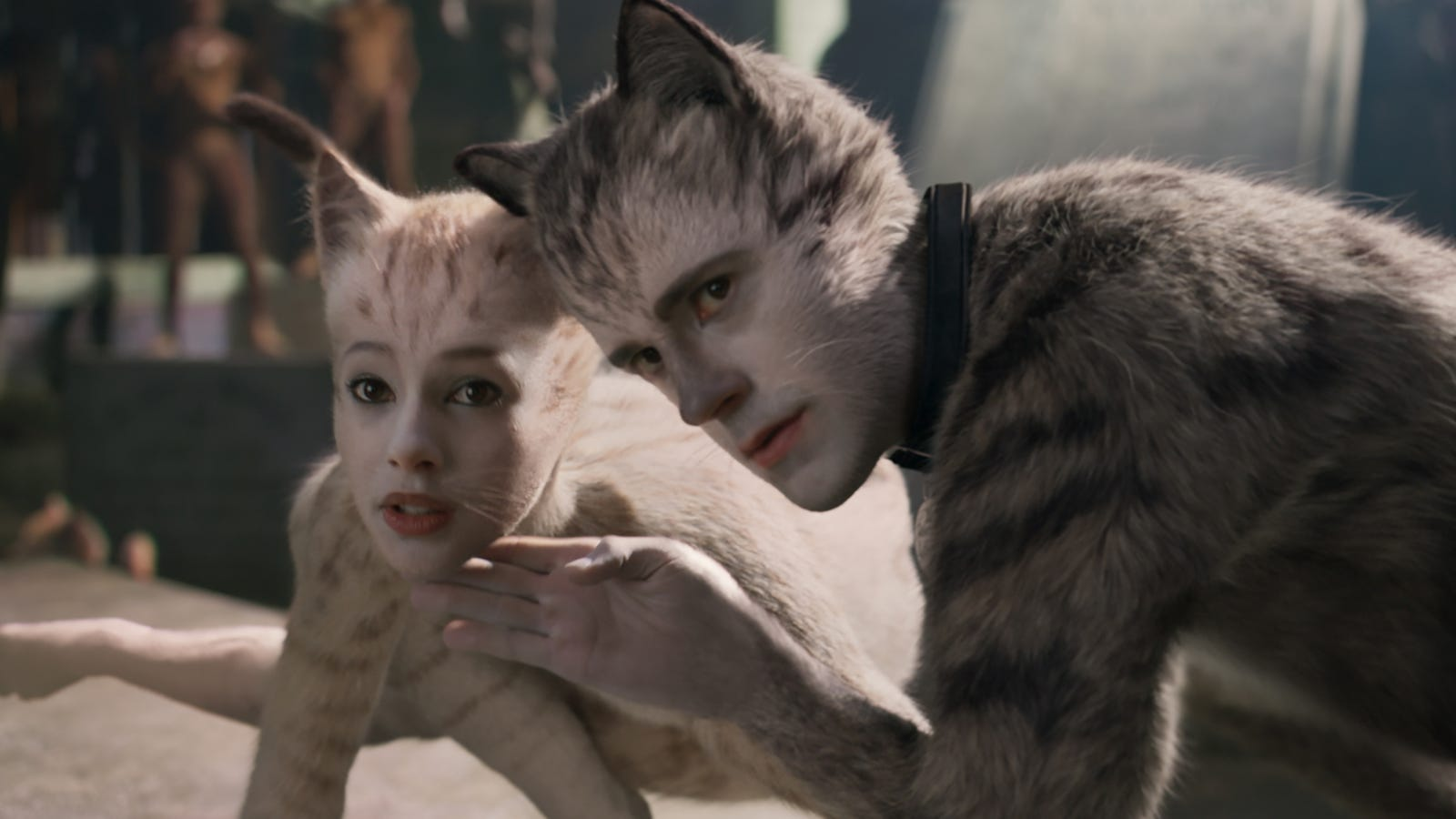 Yes, Cats is as bad as it looks
