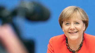 Illustration for article titled Report: NSA Spied on German Chancellor Before She Even Took Office