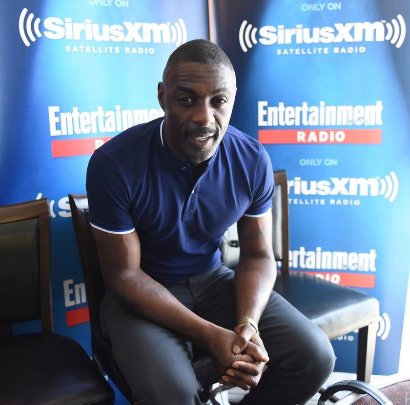 Idris Elba Vivien Killilea/Getty Images for SiriusXM