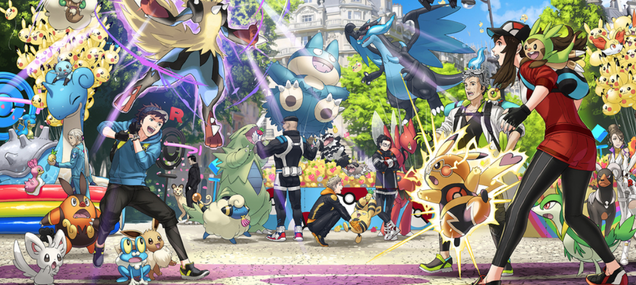 Pokémon Go Player Arrested For Assaulting Friend