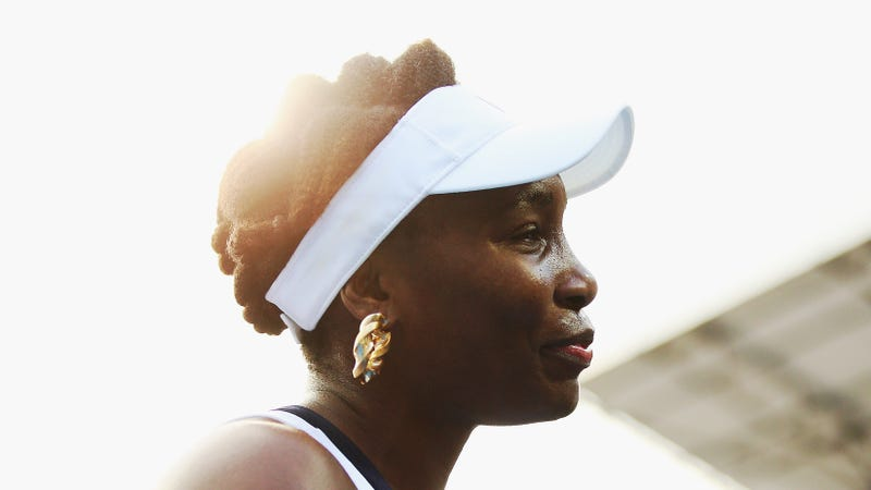 No criminal charges against Venus Williams in fatal auto crash case