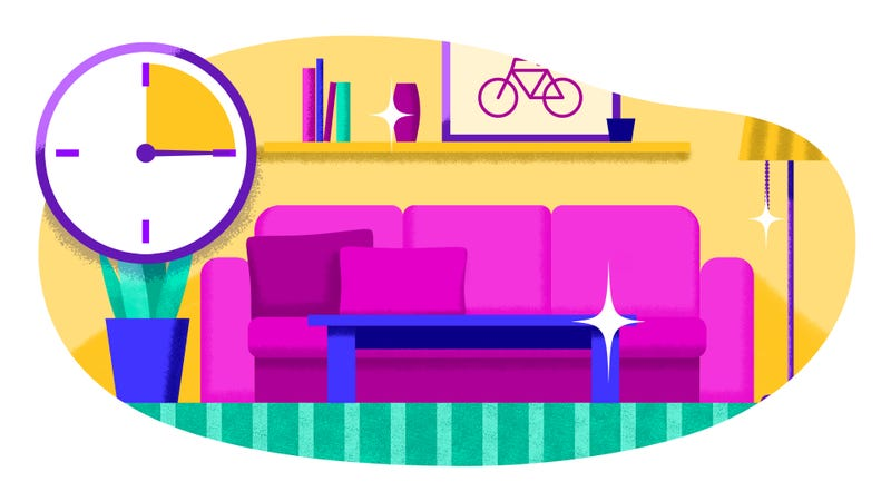 Illustration for article titled How to Clean Your Living Room in Exactly 15 Minutes