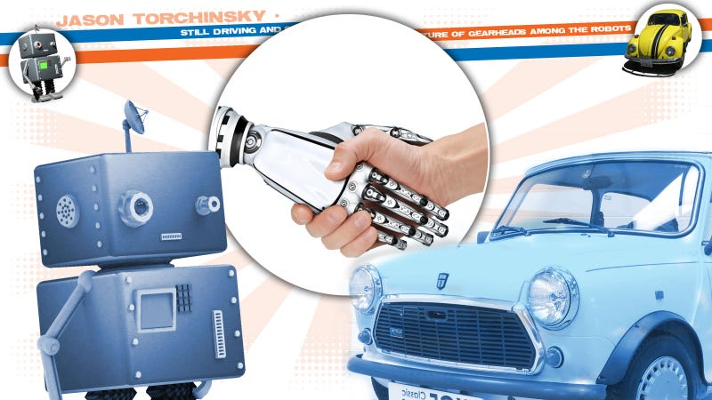 Illustration for article titled I'm Talking To A Roomful Of Automotive Engineers Today