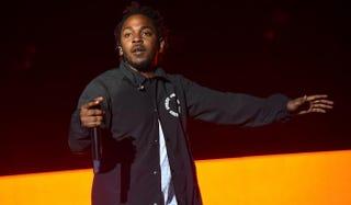 Kendrick LamarJason Merritt/Getty Images