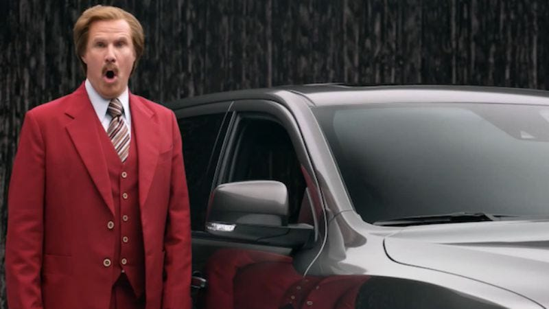 Illustration for article titled Those Will Ferrell ads sure are selling a lot of Dodge Durangos