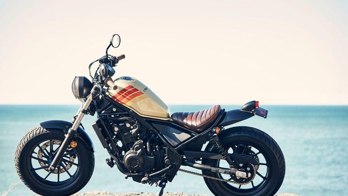 The 2017 Honda Rebel May Be Coolest Beginner Bike Motorcycle Starter On