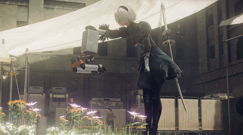 Illustration for article titled Popular Nier: Automata PC Mod Includes A Piracy Check, Sparking Meltdown