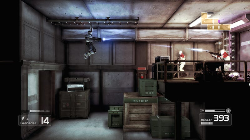 Illustration for article titled Shadow Complex Remastered, Free All Month For PC