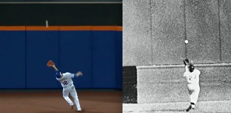 Screencap via MLB; Photo via AP