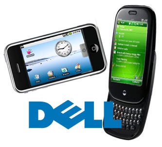 Illustration for article titled Dell Builds Prototype Android and Windows Mobile Phones, May Finally Sell Them