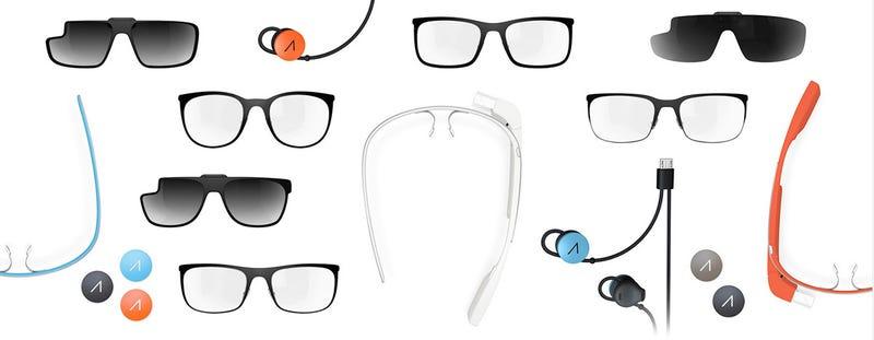 Illustration for article titled ¿Cuánto estarías dispuesto a pagar por Google Glass?