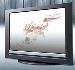 Illustration for article titled LG Makes Limited Edition 60-inch Wood Plasma