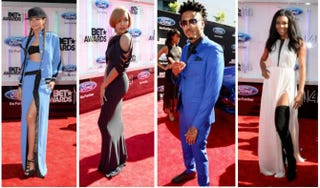 Zendaya; LeToya Luckett; August Alsina; Gabrielle UnionEarl Gibson III/Getty Images for BET