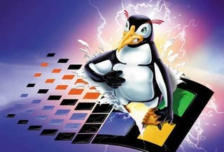Illustration for article titled Linux Owns 1/3 of the Netbook Marketshare