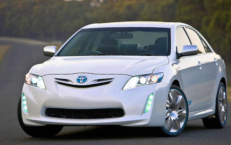 Illustration for article titled Australian Toyota HC-CV Concept Dangerously Close To Cool