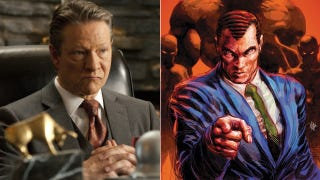 Illustration for article titled Chris Cooper will be Norman Osborn in the increasingly crowded Amazing Spider-Man 2