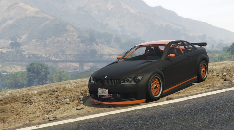 The closest that I think I can get to a Frozen Grey M4 GTS.