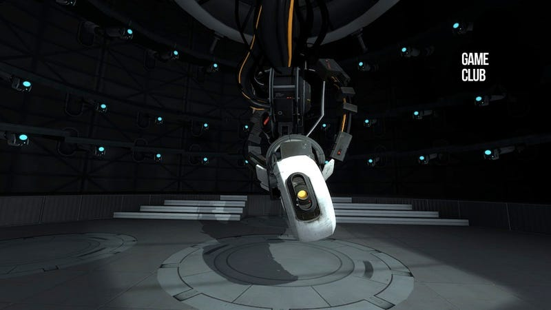 Illustration for article titled Come Talk About the Epic of GLaDOS, Portal 2, at Kotaku Game Club