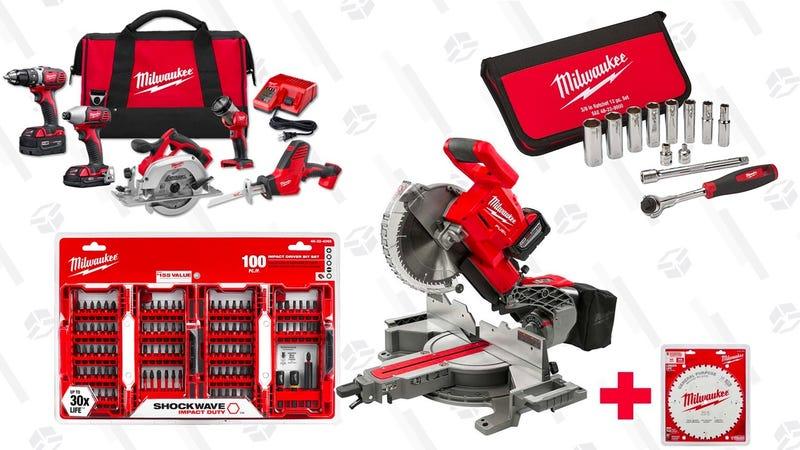Milwaukee Tools | Home Depot