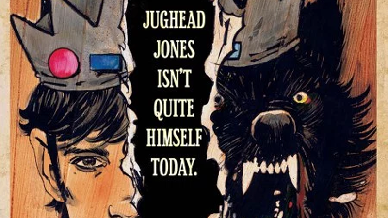 Illustration for article titled The Next Archie Comic Is Going to Turn Jughead Into a Bloodthirsty Werewolf