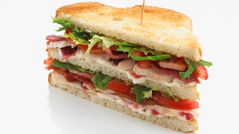 til the club in club sandwich could be an acronym