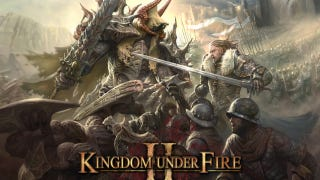 Illustration for article titled Kingdom Under Fire II Coming to PS4. It'll Be Out...One Day.
