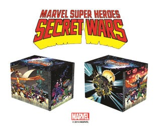 Illustration for article titled All of Marvel's Secret Wars, in one handy box