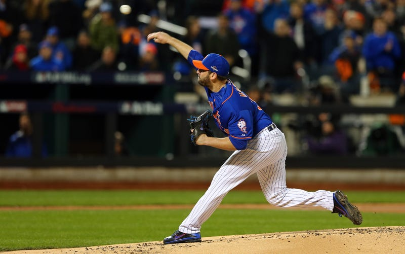 Illustration for article titled Matt Harvey Took Out Insurance On His Arm