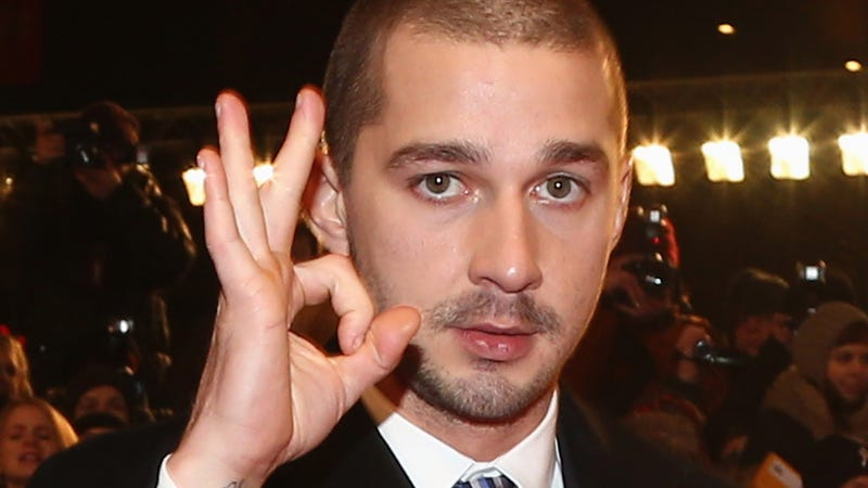 Illustration for article titled Shia LaBeouf Accused of Plagiarism by Ghost World's Dan Clowes