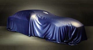 Illustration for article titled New Maserati Ghibli has a big nose