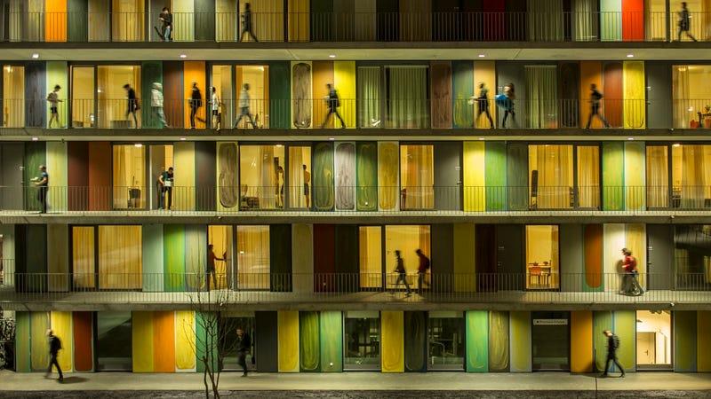 Estas son las mejores fotografías de arquitectura de 2015