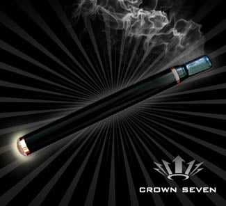 Illustration for article titled Crown7 'Electronic Cigarette' Delivers All the Nicotine with None of the Smoke