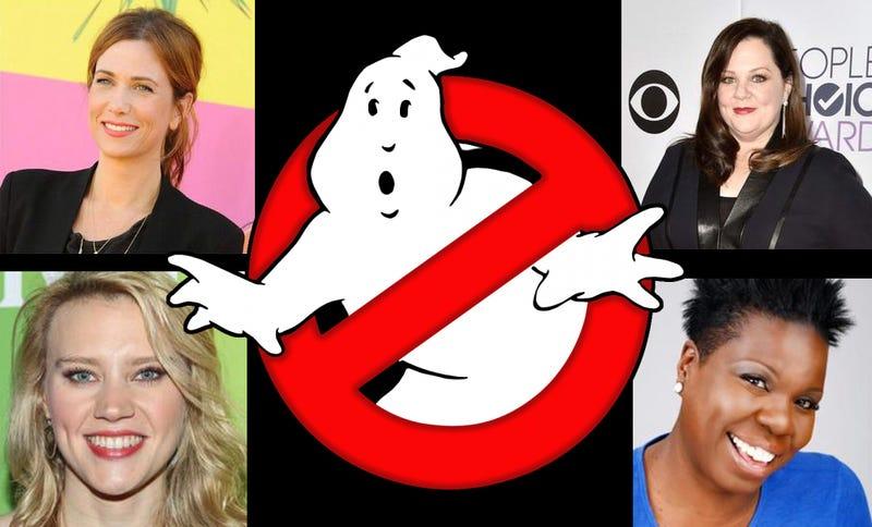 Illustration for article titled Primeros detalles de la nueva Ghostbusters protagonizada por mujeres