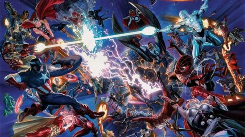 Illustration for article titled Marvel's new Secret Wars promises to change everything
