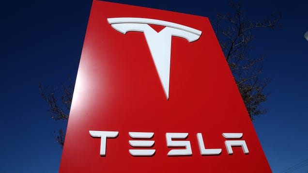 Redesigned Tesla Model S Reportedly Spotted in Palo Alto