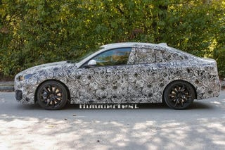 Illustration for article titled It keeps getting worse: BMW has been caught testing a 2 Series Gran Coupe