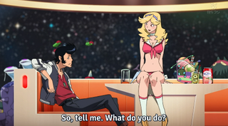 Illustration for article titled Space Dandy's First Episode Ruins The Sick-Ass Space Burn